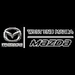 parramatta smash repairs west end mazda partner logo transparennt