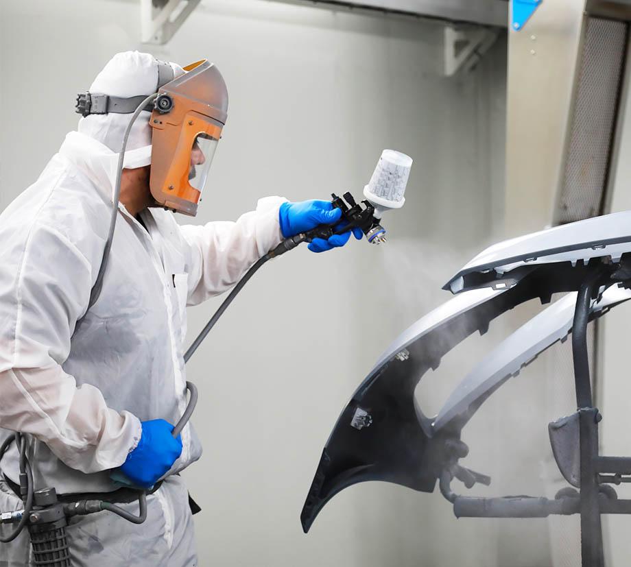 parramatta smash repair car spray painting service
