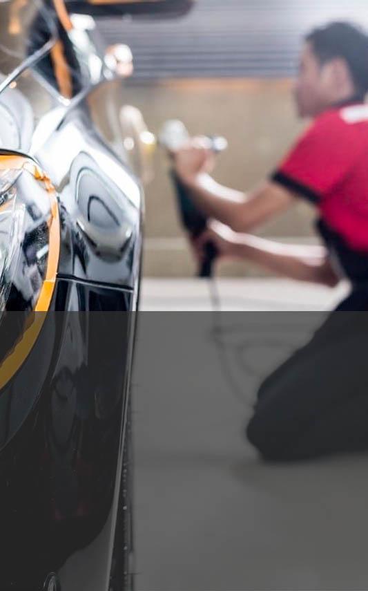 parramatta smash repair paint protection service snippet element