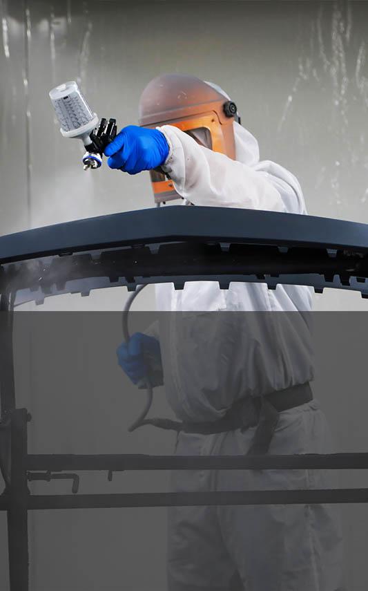 parramatta smash repair car spray painting service snippet element